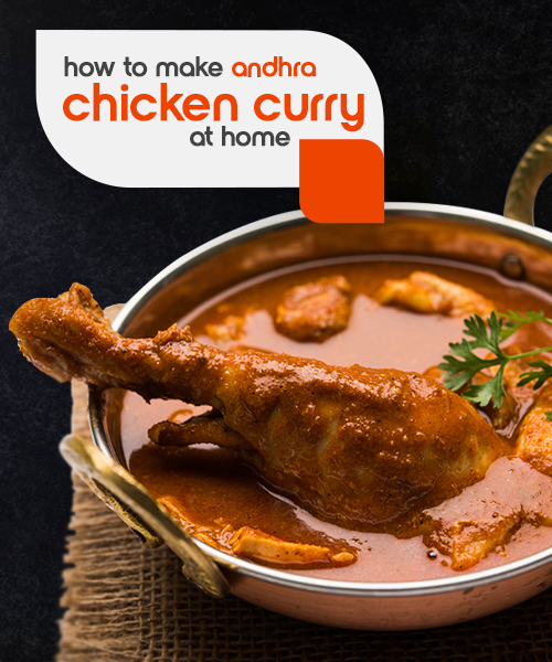 fortune andhra chicken curry