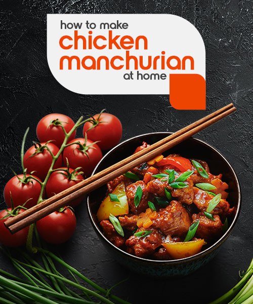 fortune chicken manchurian