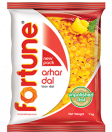 fortune unpolished arhar dal