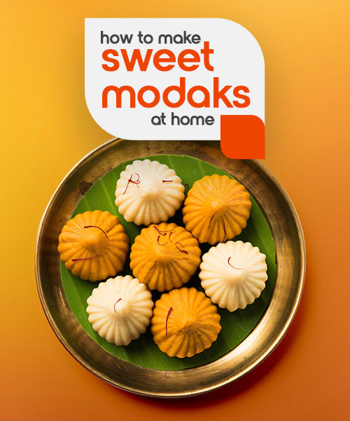 fortune sweet modak